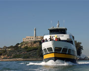 San Francisco Bay Cruise, Escape from the Rock - 90 Minute Tour