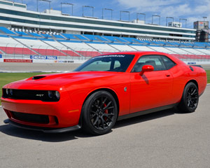 American Muscle Car Challenge Las Vegas - Drive 5 Laps in a SRT Hellcat