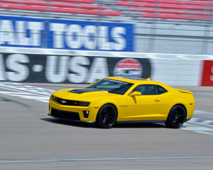 American Muscle Car Challenge Las Vegas - Drive 5 Laps in a Camaro ZL1