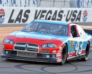 Stock Car Drive, 8 Laps - Las Vegas Motor Speedway - SATURDAY SPECIAL!