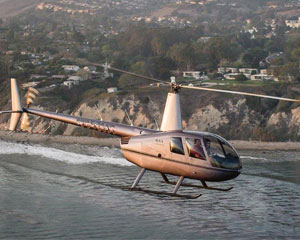 Helicopter Tour Santa Barbara, Coastal Tour - 30 Minutes