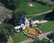 Helicopter Tour Santa Barbara, Neverland Ranch and Wine Country Tour - 45 Minutes