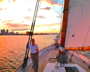 Boston Harbor Sunset Sail - 2 Hours