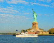 Statue of Liberty & NYC Skyline Cruise - 1.5 Hours