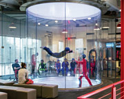 Indoor Skydiving DC, Virginia - Earn Your Wings