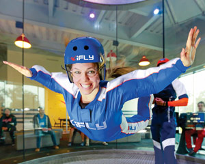 Indoor Skydiving San Diego - Earn Your Wings