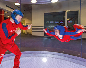 Indoor Skydiving Sacramento - Earn Your Wings