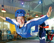 Indoor Skydiving Ontario - Earn Your Wings