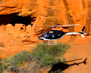 Sedona Helicopter Tour of Red Rocks, Ancient Way Flight - 25 Minutes