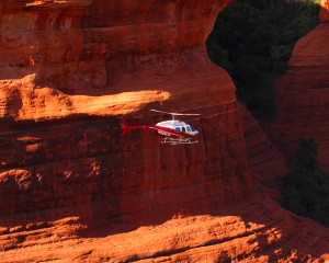 Sedona Helicopter Tour of Red Rocks, Hog Wild Flight - 35 Minutes