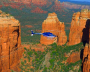 Sedona Helicopter Tour of Red Rocks, Bear Wallow Flight - 15 Minutes
