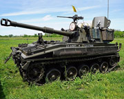 Drive a Tank with Machine Gun Sampler Package - Ox Ranch Texas