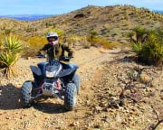 ATV Tour Las Vegas, Eldorado Canyon - Day Trip with Round Trip Transportation from Las Vegas