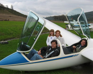 Glider Scenic Flight, Napa Valley - 40 Minutes