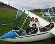 Glider Scenic Flight, Napa Valley - 40 Minutes