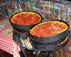 Bus Tour Chicago, Pizza Tour - 3.5 Hours