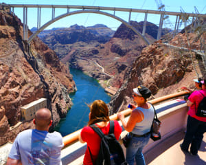 Hoover Dam Coach Bus and Interior Tour from Las Vegas, Half Day Trip - Hotel Transportation Included