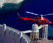 Deluxe Coach, Helicopter and VIP Ground Tour Hoover Dam - 6.5 Hours (Includes Hotel Shuttle)