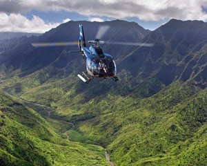 Helicopter Tour Kauai, Princeville Adventure - 50 Minutes (SPECIAL PRICE - BOOK BEFORE 8:30AM OR AFTER 2:00PM)