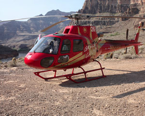 Motor Coach Bus Tour to Grand Canyon West Rim From Las Vegas, Includes A Helicopter Canyon Floor Landing - Full Day