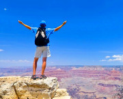Motor Coach Bus Tour to Grand Canyon South Rim From Las Vegas - Full Day