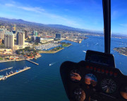 Helicopter Ride Oceanside - 8 Minute Flight