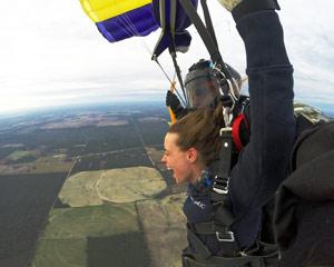 Skydive North Florida - 8,500ft Jump