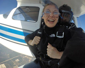 Skydive North Florida - 12,500ft Jump (WEEKENDS ONLY!)