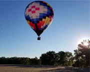 Hot Air Balloon Ride North Central Ohio, Sunrise or Sunset - 1 Hour Flight