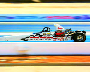 Dragster Racing Experience, Maple Grove Raceway Reading - Philadelphia