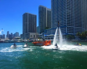 Flyboarding Miami, Sea Isle Marina - 20 Minutes
