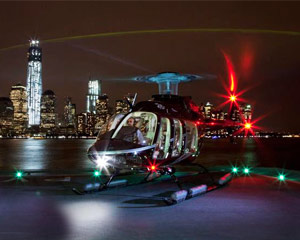 Helicopter Ride New York City, City Lights Night Photo Flight - 25 Minutes