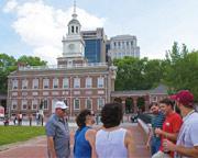 Philadelphia Walking Tour, Philly History - 2 Hours