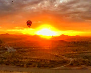 Hot Air Balloon Ride Phoenix Area, Sunset Flight - 1 Hour