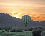 Hot Air Balloon Ride Chandler - 1 Hour Sunset Flight