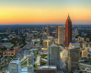 Private Helicopter Ride Atlanta - 1 Hour