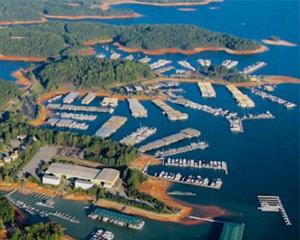 Private Helicopter Ride Lake Lanier - 15 Minutes