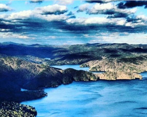 Private Helicopter Ride Lake Lanier - 1 Hour