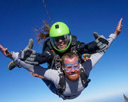 Skydive Kansas City - 8,000ft Jump