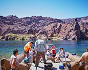 Black Canyon Rafting Las Vegas - 3 Hours (Raft Below Hoover Dam!)