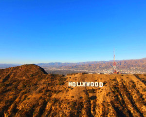 Private Helicopter Ride Los Angeles, Hollywood Sign and Downtown Tour - 30 Minutes