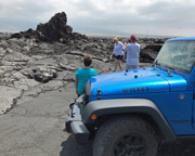 Jeep Tour Big Island, Lava Crawl Adventure - 1 Hour