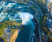 Helicopter Tour Niagara Falls - 20 to 25 Minutes