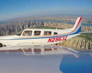 New York City Scenic Plane Tour - 45 Minutes