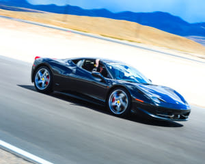 Ferrari 458 5 Lap Drive (Includes Hotel Shuttle Pick up) - Las Vegas