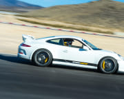 Porsche 911 GT3 5 Lap Drive (Includes Hotel Shuttle Pick Up) - Las Vegas