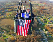 Hot Air Balloon Ride Louisville - 1 Hour Flight