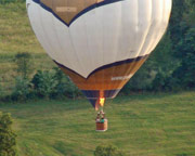 Hot Air Balloon Ride Louisville, Private Basket - 1 Hour Flight