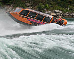 Niagara Jet Boat Ride - 1 Hour