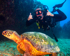 Oahu Shallow Reef Dives - 4 Hours